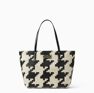 NWT Authentic Kate Spade Small Harmony Sparkle